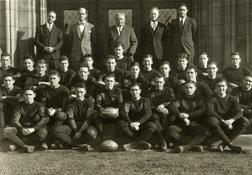 Football, 1929