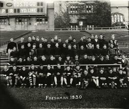Football, 1930