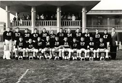 Football, 1962
