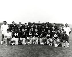 Football, 1969
