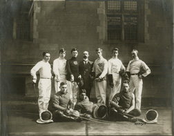Fencing, 1910