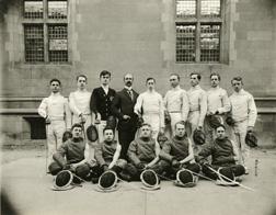 Fencing, 1911