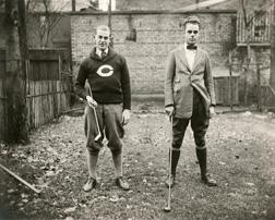 Golf, 1920