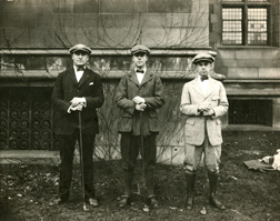 Golf, 1921