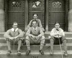 Golf, 1924