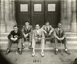 Golf, 1931