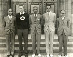 Golf, 1934