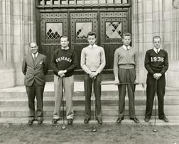 Golf, 1935