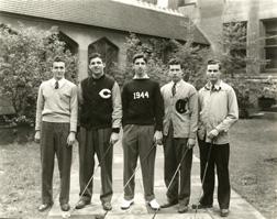 Golf, 1942