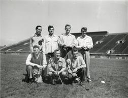 Golf, 1950
