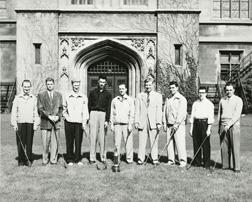 Golf, 1953