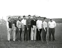 Golf, 1956