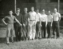 Golf, 1961