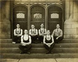 Gymnastics, 1909