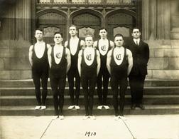 Gymnastics, 1913
