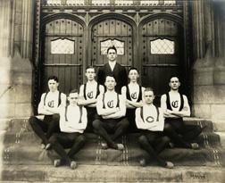 Gymnastics, 1914