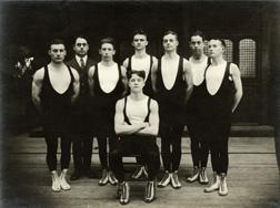 Gymnastics, 1920