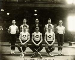 Gymnastics, 1922