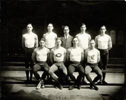 Gymnastics, 1923