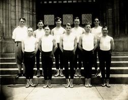 Gymnastics, 1925