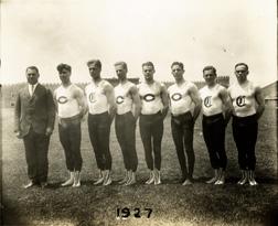 Gymnastics, 1927