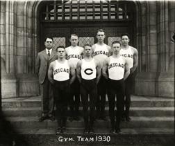 Gymnastics, 1930