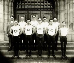 Gymnastics, 1933