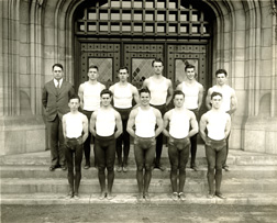 Gymnastics, 1935