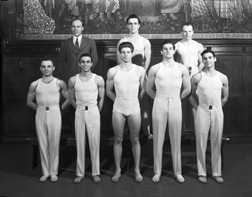 Gymnastics, 1941