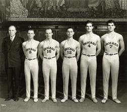 Gymnastics, 1942