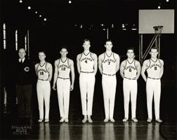 Gymnastics, 1943