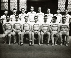 Gymnastics, 1947