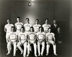 Gymnastics, 1948