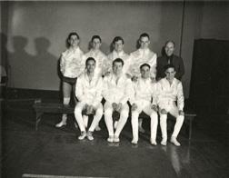 Gymnastics, 1950