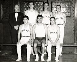 Gymnastics, 1954