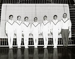 Gymnastics, 1960