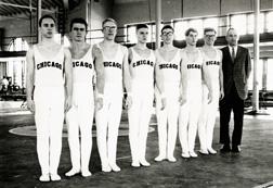 Gymnastics, 1962-1963