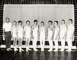Gymnastics, 1965-1966