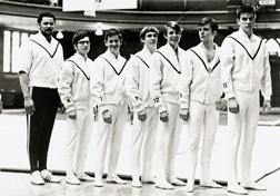 Gymnastics, 1969