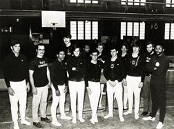 Gymnastics, 1972
