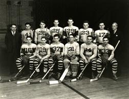 Ice Hockey, 1938