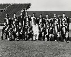 Soccer, 1953