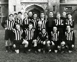 Soccer, 1954