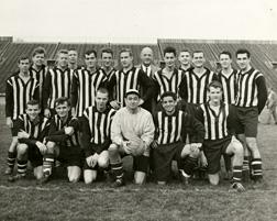 Soccer, 1956
