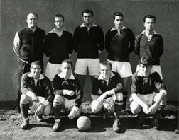 Soccer, 1960