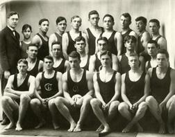 Swimming, 1907