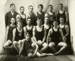 Swimming, 1908