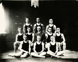 Swimming, 1912