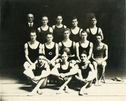 Swimming, 1917