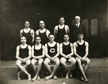 Swimming, 1918